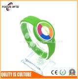 bracelet en plastique d'IDENTIFICATION RF de puce de la fin de support 125kHz pour la piscine