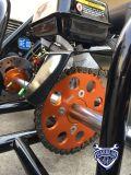 中国製モーターを備えられるHalley Warbear 196ccドリフトTrikeを競争させる