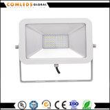 Reflector blanco caliente de aluminio de fundición a presión a troquel del CREE 85-265V LED para el túnel con Ce
