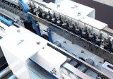 Caja de cartón ondulado de bloqueo de plegado Guling Máquina con encuadernación perfecta (GK-1100GS)