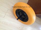 Maxtop 압축 공기를 넣은 트롤리 고무 바퀴