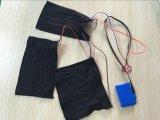 С 1 по 3 нагревательных элементов из углеродного волокна для Майка с подогревом, одежду и продукты с подогревом батареи (GH-003)