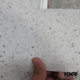 황색 6mm 아크릴 단단한 지상 클래딩 벽 석판 (M170825)