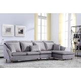 Sofa moderne de tissu de salle de séjour