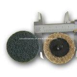 Superfície Mini condicionado Mudança Rápida de abrasivos de Nylon
