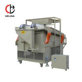 グループ様式の生産のゴマの水田のコーヒー豆の石取り機