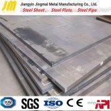 Плита гидроэлектроэнергии En 10025 S500q/S550q/S690q стальная/специальная сталь