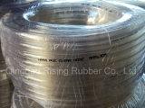 Non toxique de l'eau claire flexible en PVC souple pour les équipements médicaux
