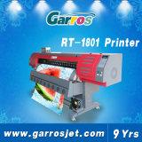 Impresora de la etiqueta engomada de la impresora del pie Ecosolvent del ahorro de costes 10
