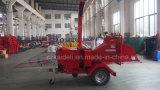 22HP電気開始のホンダのガソリン機関の木製の砕木機