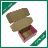 Preço por Atacado Caixa de expedição de papelão ondulado personalizada