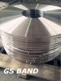 Précision de la production de froid Stainlessstrapping Bande de rouleau en acier inoxydable 304 2b de la bobine