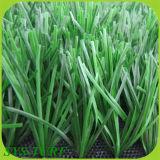 40mm Höhen-Stamm-Form-Fußball-künstliches Gras