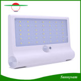 IP65 sin hilos impermeabilizan la lámpara al aire libre de la energía solar del producto 42 LED de la iluminación con el sensor de movimiento