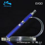 10 Colors를 가진 Evod Portable Dry Herb Vaporizer E Cigarette