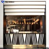 Restaurante Bar contador con un diseño clásico