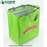Thermal mais fresco não tecido Eco-Friendly reusável do saco do OEM que isola o alimento fresco