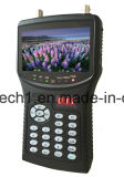 "L'appui Ahd/tvi/caméra de vidéosurveillance de l'ICB 4.3"" Digital Satellite Finder"