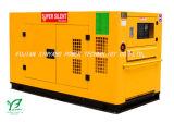 Gruppo elettrogeno diesel di GF3/40kw Lovol con insonorizzato