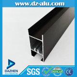 탄자니아 작풍 Windows 문을%s ISO 증명서 알루미늄 단면도