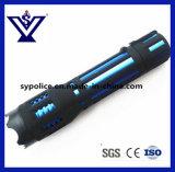 ポータブルはLEDの懐中電燈(SYSG-190)が付いているスタン銃の感電のバトンを