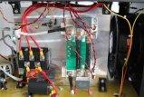 automatischer Schweißer des eingetauchten Lichtbogens mit Schweißenstraktor