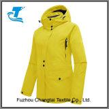 Куртки сноубординга ватки клобука водоустойчивые напольные