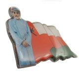 Pin nacional de la solapa del indicador de United Arab Emirates del recuerdo para el regalo