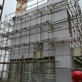 Parecer de mármol el panel de aluminio para la decoración de la fachada