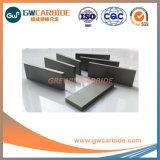 Tiras de STB carboneto cementado/ Tiras de carboneto de tungsténio Yg6 Yg8 K20 K30 Square Bar