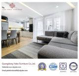 حديثة فندق أثاث لازم مع ردهة رماديّ ركب أريكة ([يب-ك-7])