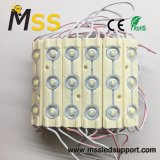 China Super alto brilho 3 X5730 Módulo de injeção de LED SMD com lente (160 graus) - China Module, Módulo de LED