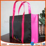 Bon marché coloré directement en usine écologique un sac de shopping