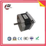 Vibração pequena NEMA23 motor de piso de 1.8 graus para a máquina do CNC