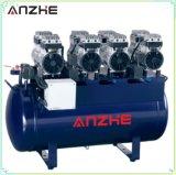 供給の空気圧縮機オイルの自由な無声工場歯科空気圧縮機