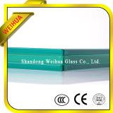 Ontruim/Gekleurde Vlakte/boog het Aangemaakte/Gelamineerde BinnenTraliewerk van het Glas met Ce/ISO9001/CCC
