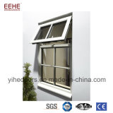 Large Size Aluminum Window with Customized decaying Design