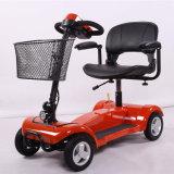Motorino elettrico astuto di mobilità di Decathlon della direzione della stella delle tre rotelle con la sede