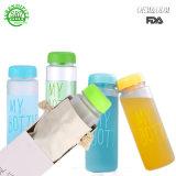 Настраиваемый логотип творческих фрукты пластиковые бутылки емкостью 500 мл