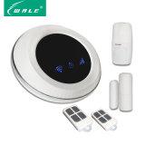O sistema de alarme contra-roubo sem fio da segurança da G/M com baixa bateria lembra