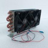 Purswave Cp3X6X240 소형 2PCS 120X120 축 팬을%s 가진 공기에 의하여 냉각되는 콘덴서 동관 알루미늄 탄미익 증발기
