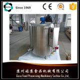 Aço inoxidável Chocolate Personalizado depósito de mistura do Tanque de conservação de calor