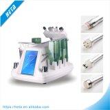Máquina facial hidráulica ultrasónica de Dermabrasion de la limpieza epidérmica