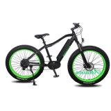 METÀ DI bicicletta elettrica elettrica della batteria di litio della bici 36V 10.4ah del motore 250W di Bafang