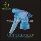 병 사용법과 펌프 스프레이어 유형 트리거 스프레이어