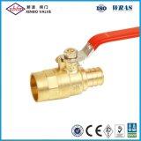 "ANSI61-8 승인 2 조각 바디 1/2 "" - 1개의 "" 폐기 밸브 고급장교 공"