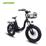 [أمس-تدن-01] [20ينش] إطار العجلة [فولدبل] سمين كهربائيّة درّاجة [إ] [سكوتر]