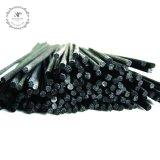 黒い藤のリード拡散器の棒