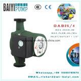 La bomba de circulación de agua caliente (RS-180)25/4