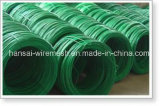 12 Gauge PVC Coated Iron Wire From Clouded